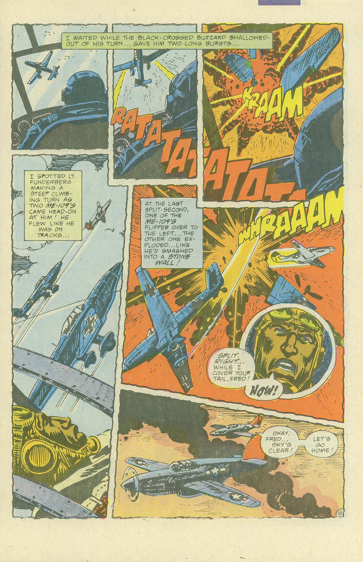 Read online Sgt. Rock comic -  Issue #405 - 10