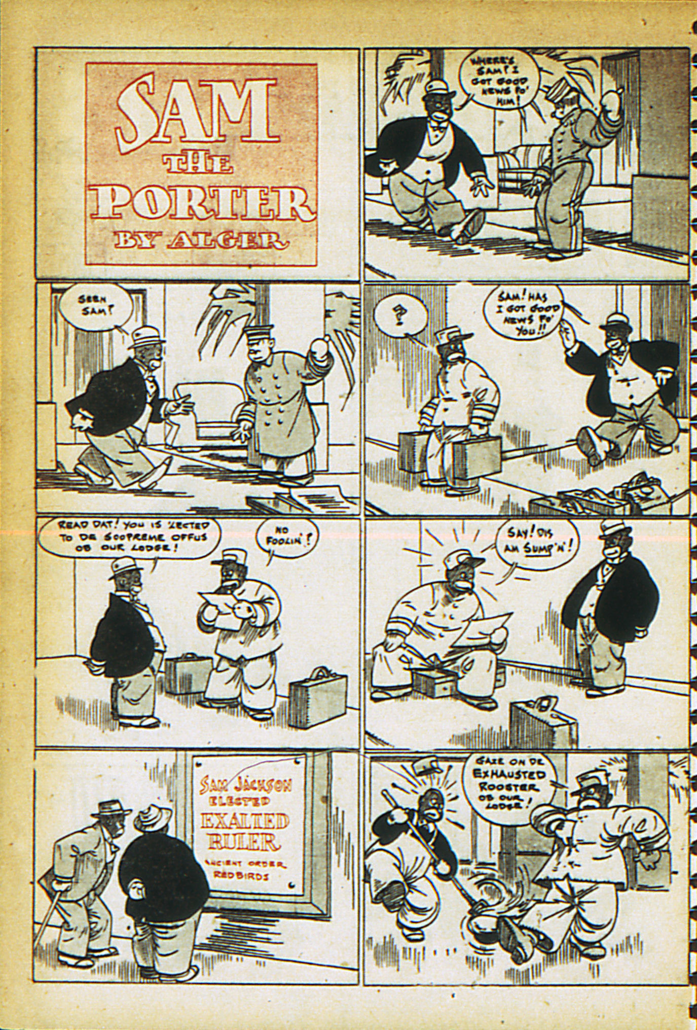 Read online Adventure Comics (1938) comic -  Issue #27 - 44