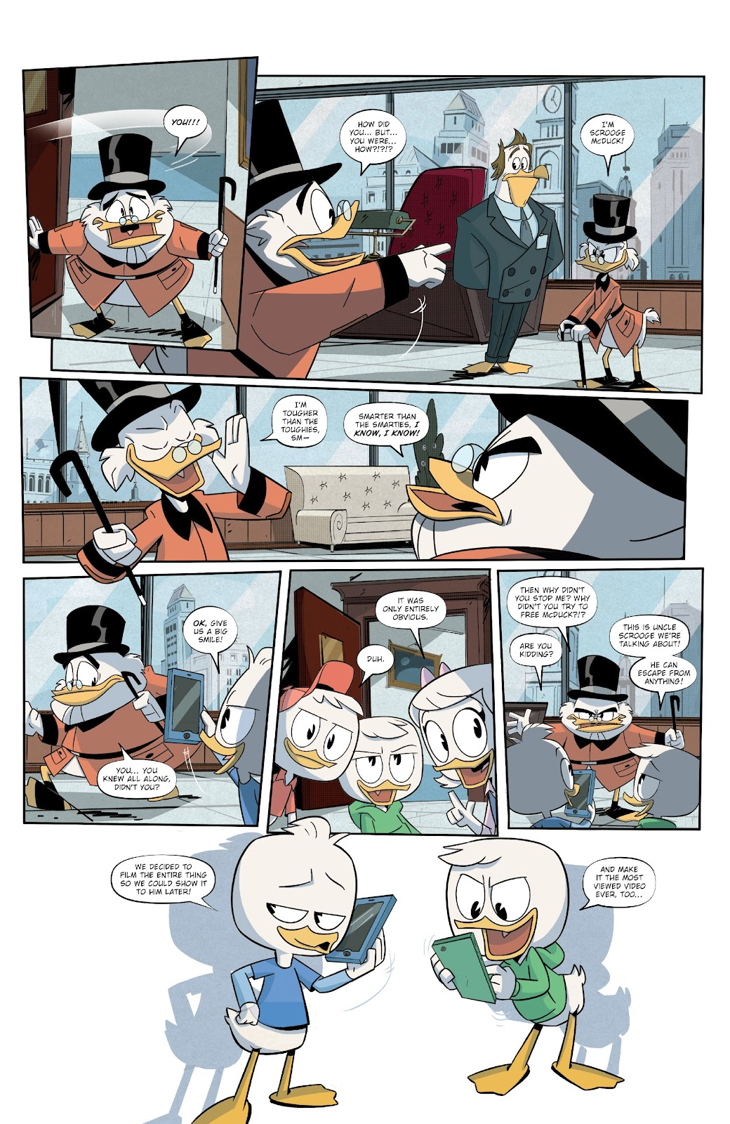 Read online Ducktales (2017) comic -  Issue #19 - 21