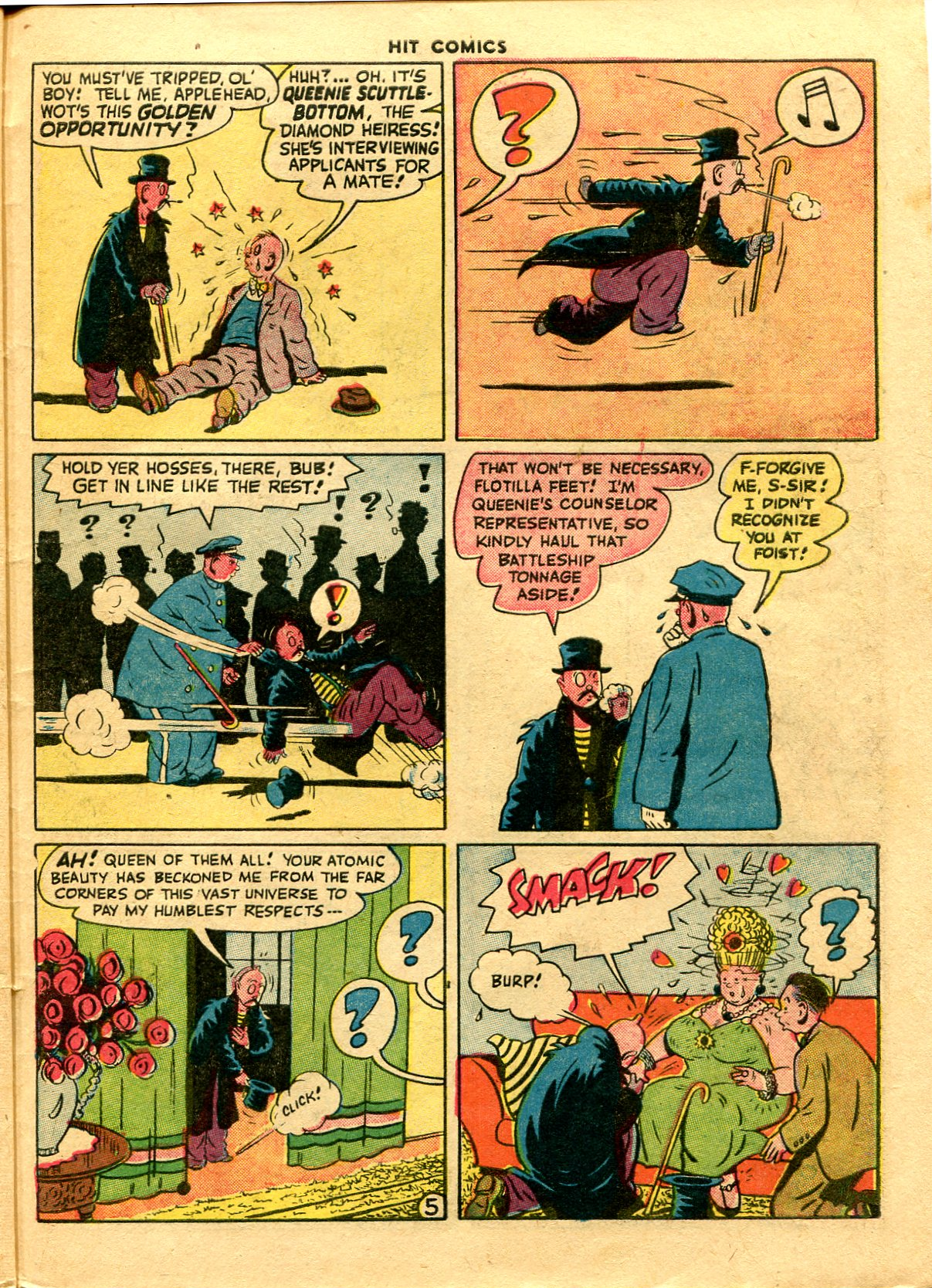 Read online Hit Comics comic -  Issue #48 - 43