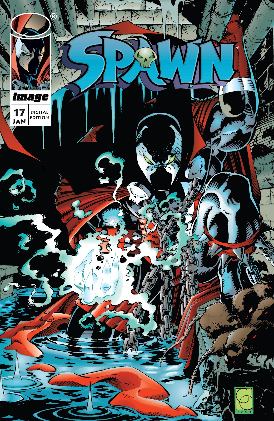 Spawn 17 Page 1