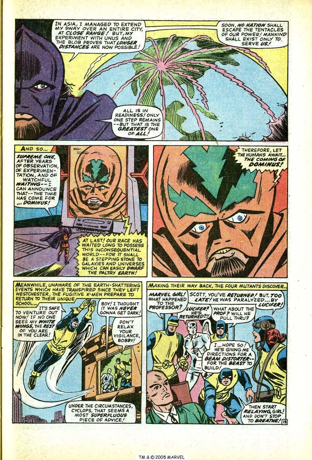 Uncanny X-Men (1963) issue 71 - Page 29