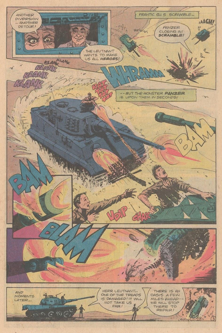 Read online Sgt. Rock comic -  Issue #346 - 25