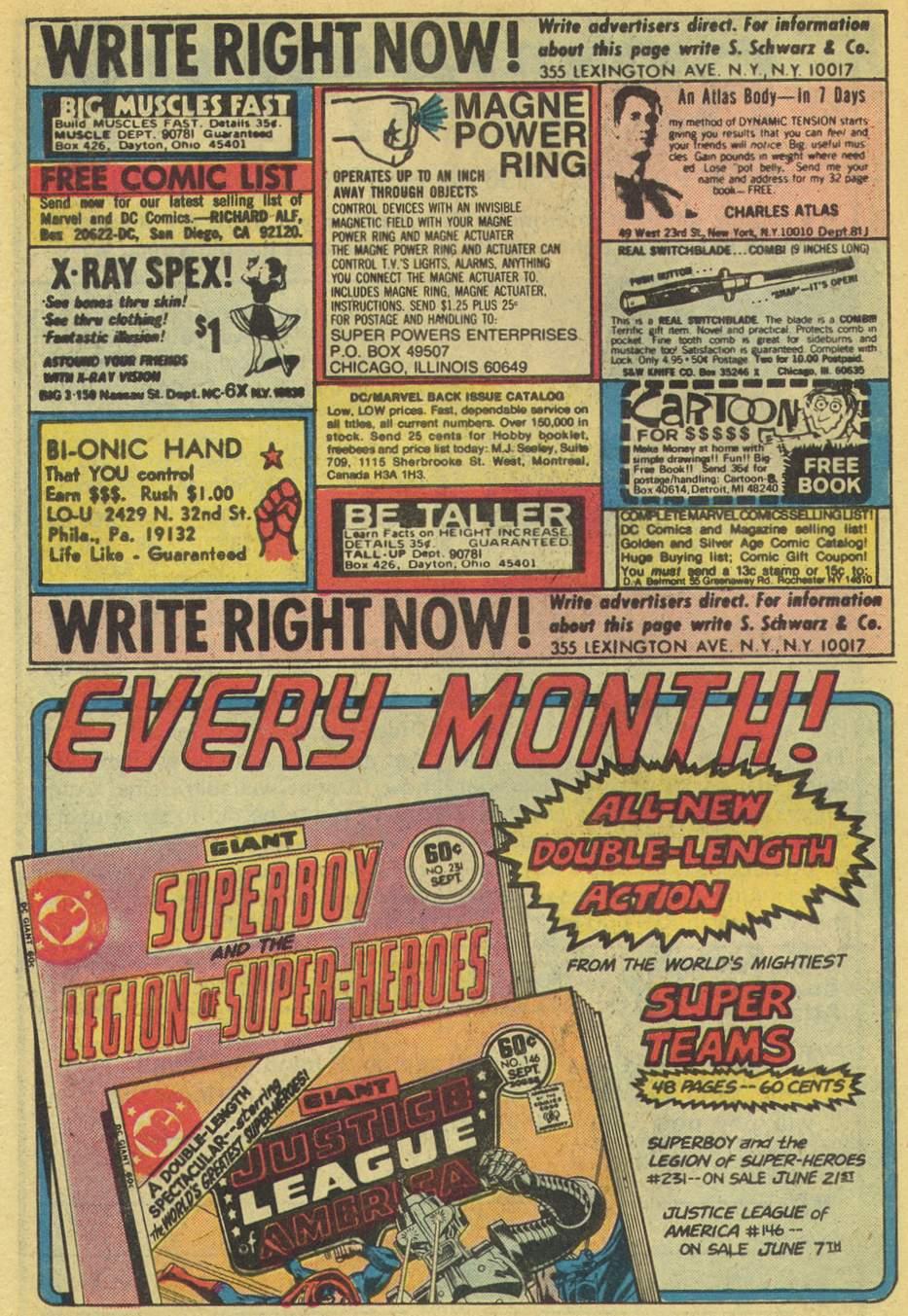 Read online Adventure Comics (1938) comic -  Issue #453 - 30
