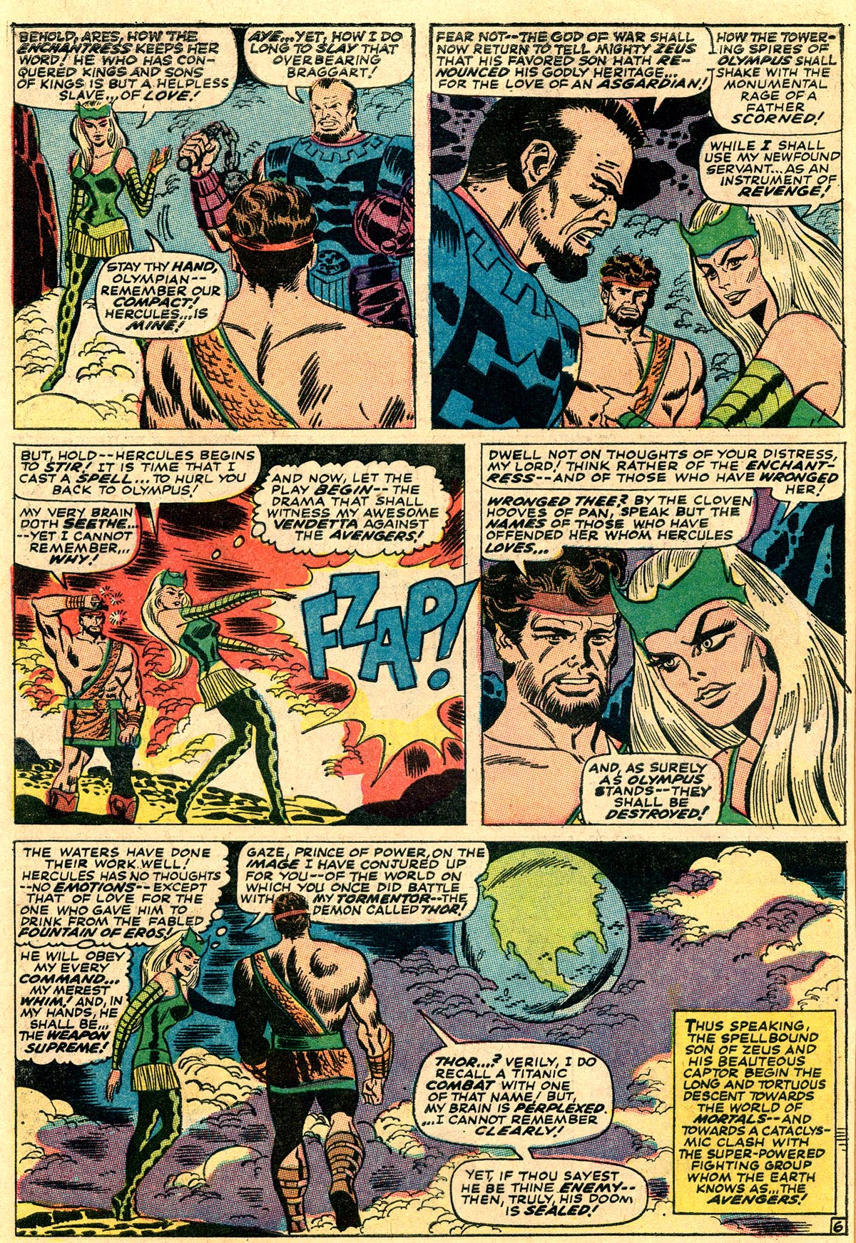 The Avengers (1963) 38 Page 9