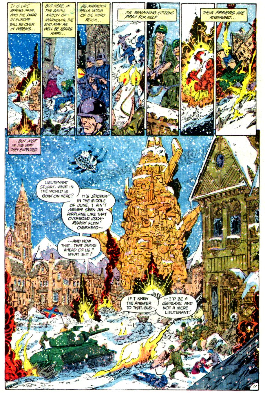 Read online Crisis on Infinite Earths (1985) comic -  Issue #3 - 12