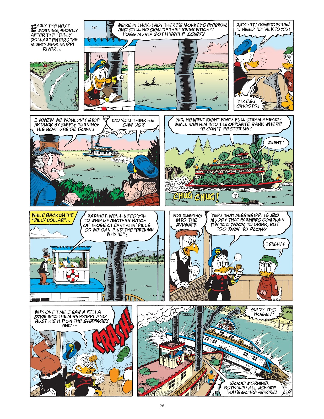 Read online The Complete Life and Times of Scrooge McDuck comic -  Issue # TPB 1 (Part 1) - 33