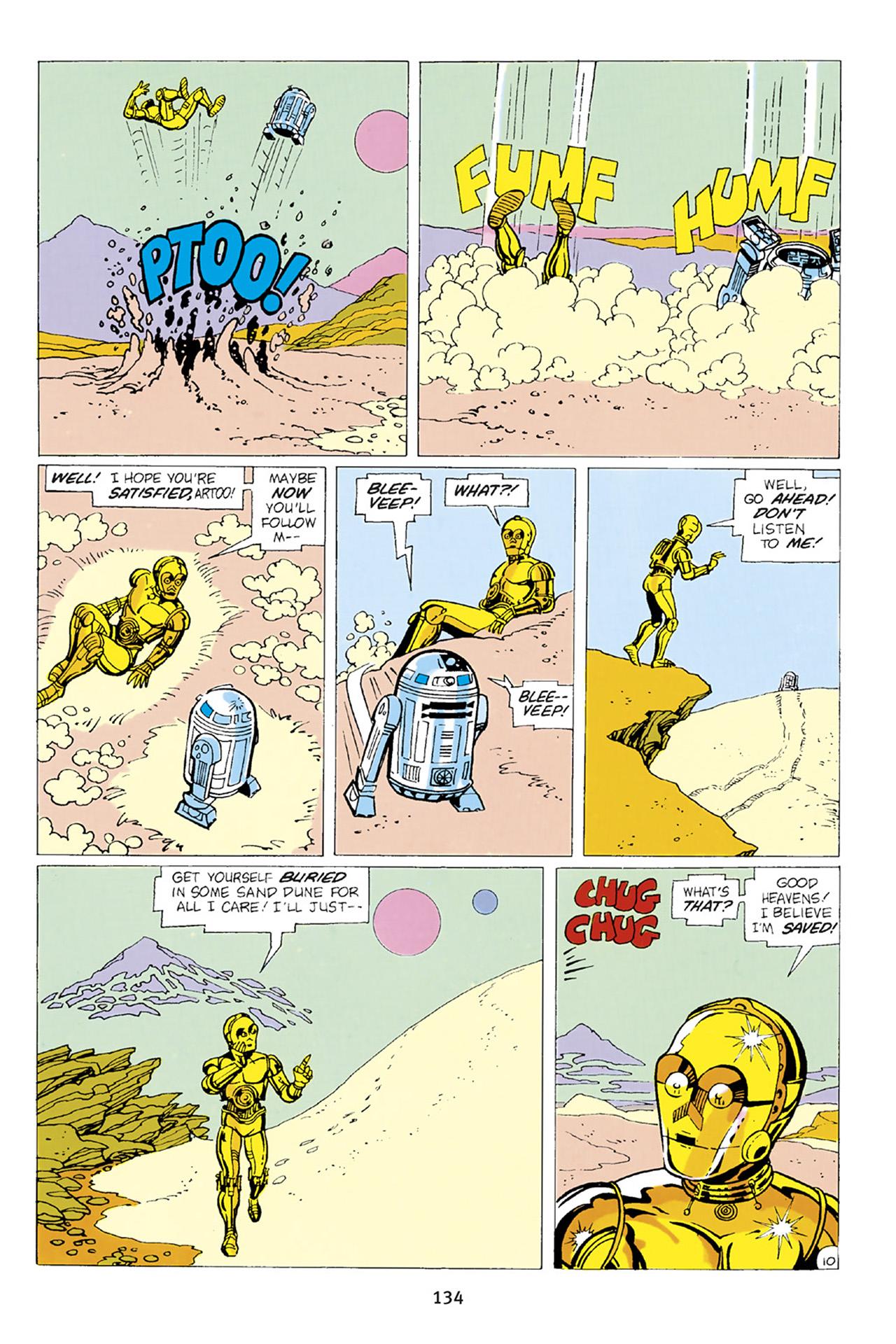Read online Star Wars Omnibus comic -  Issue # Vol. 23 - 133