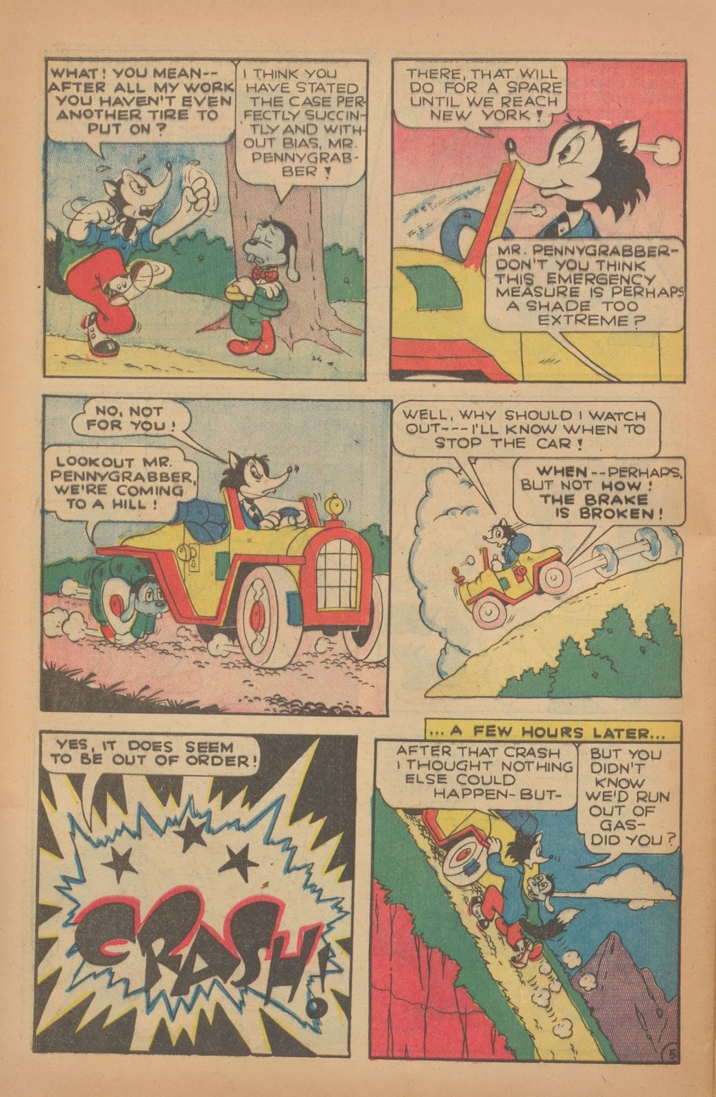 Terry-Toons Comics issue 27 - Page 40