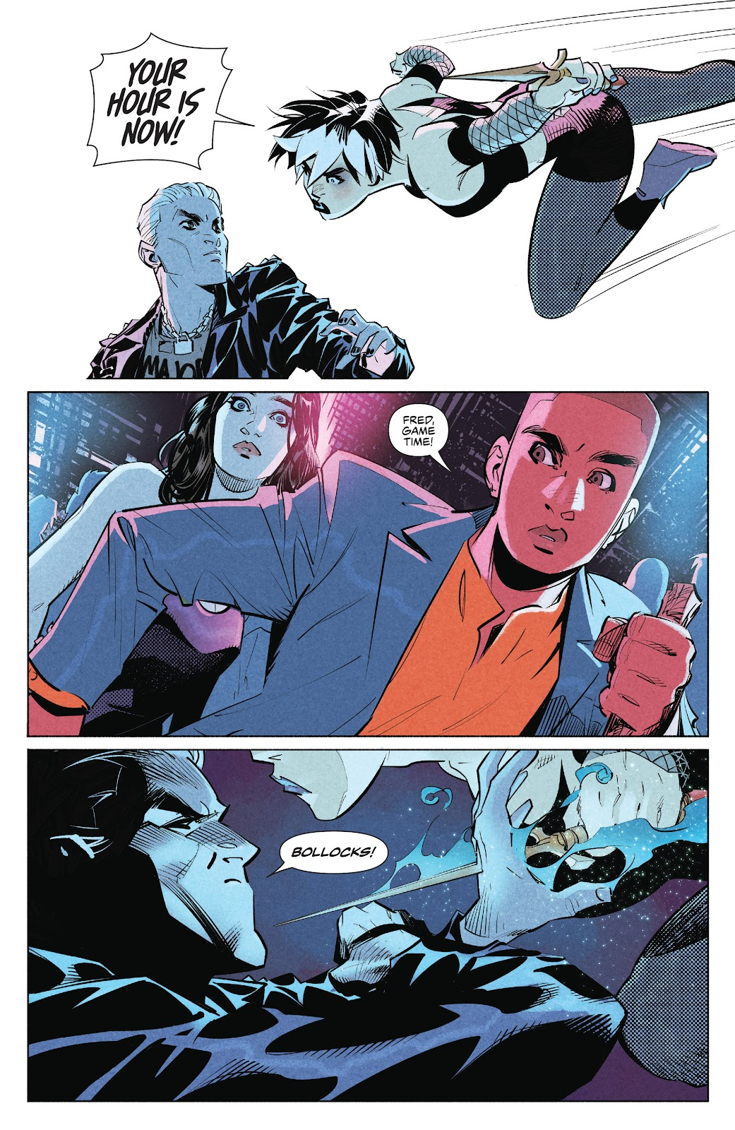 Read online Angel (2019) comic -  Issue #6 - 18
