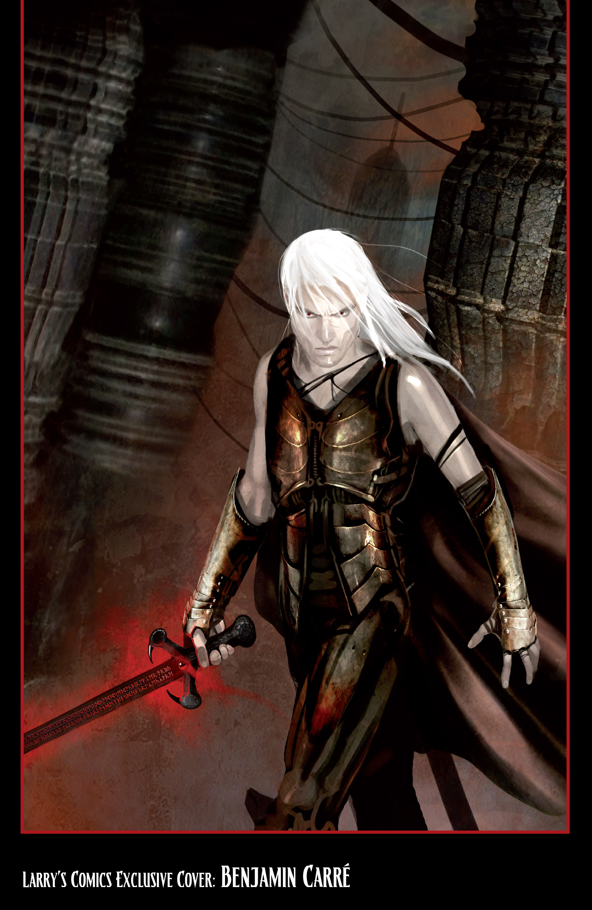 Read online Elric: The Balance Lost comic -  Issue # TPB 1 - 113