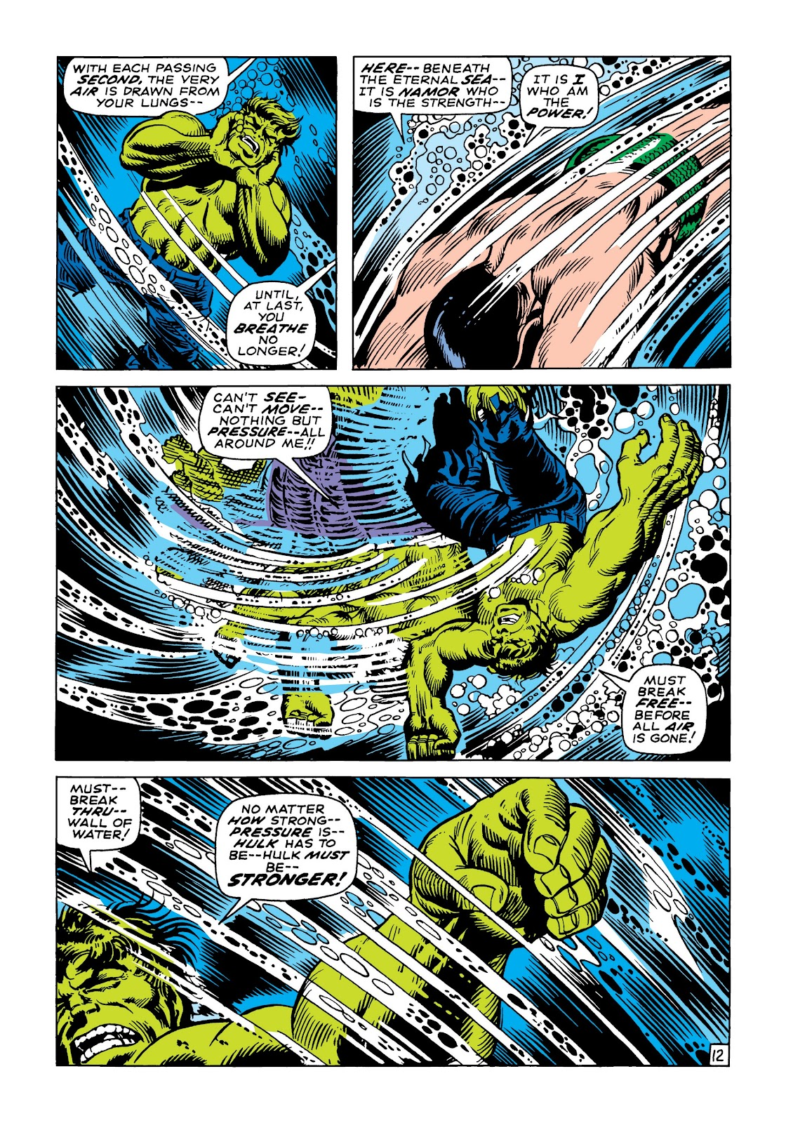 Read online Marvel Masterworks: The Incredible Hulk comic -  Issue # TPB 5 (Part 2) - 65