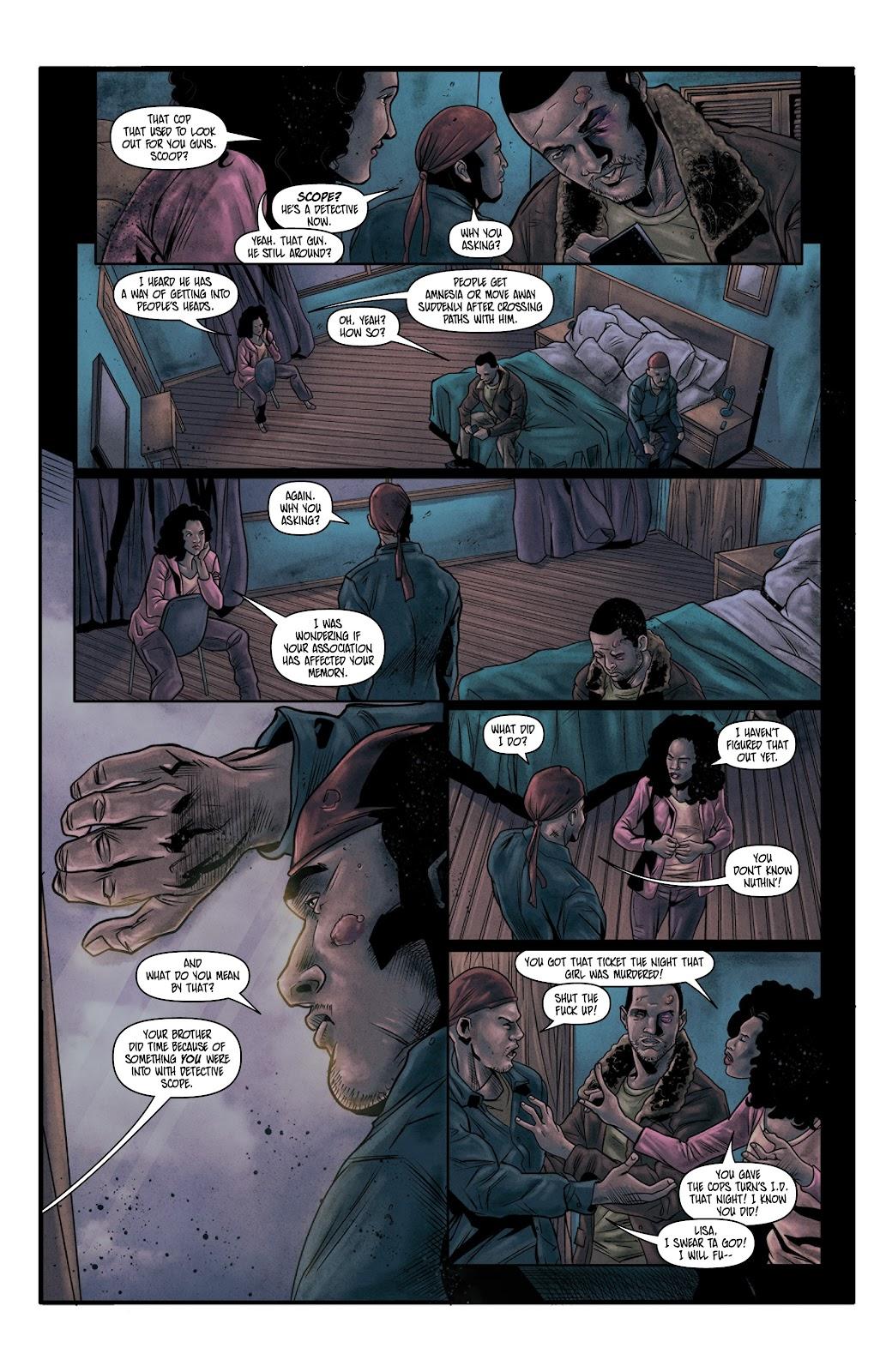 Read online Vindication comic -  Issue #4 - 4