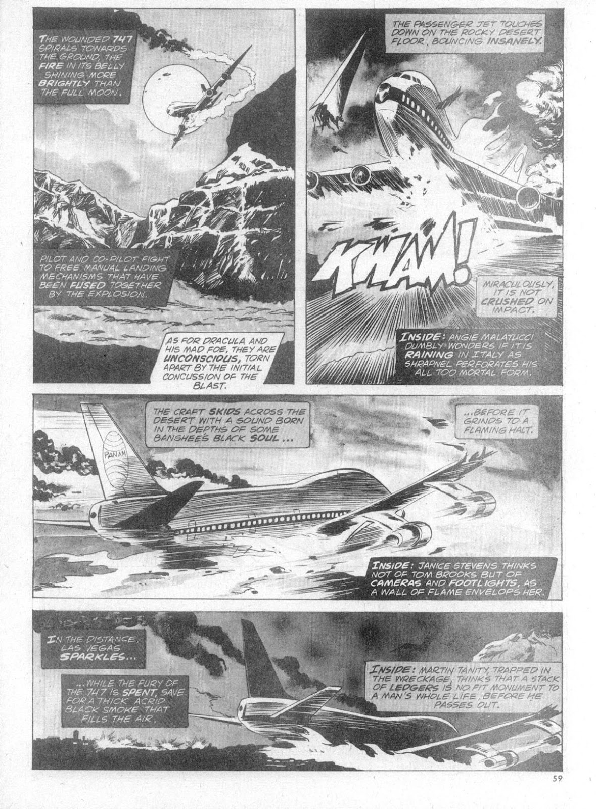 Dracula Lives issue 5 - Page 55