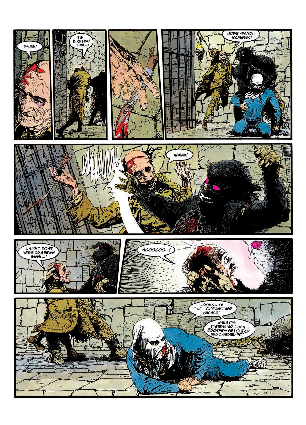 Read online Mazeworld comic -  Issue # TPB - 55