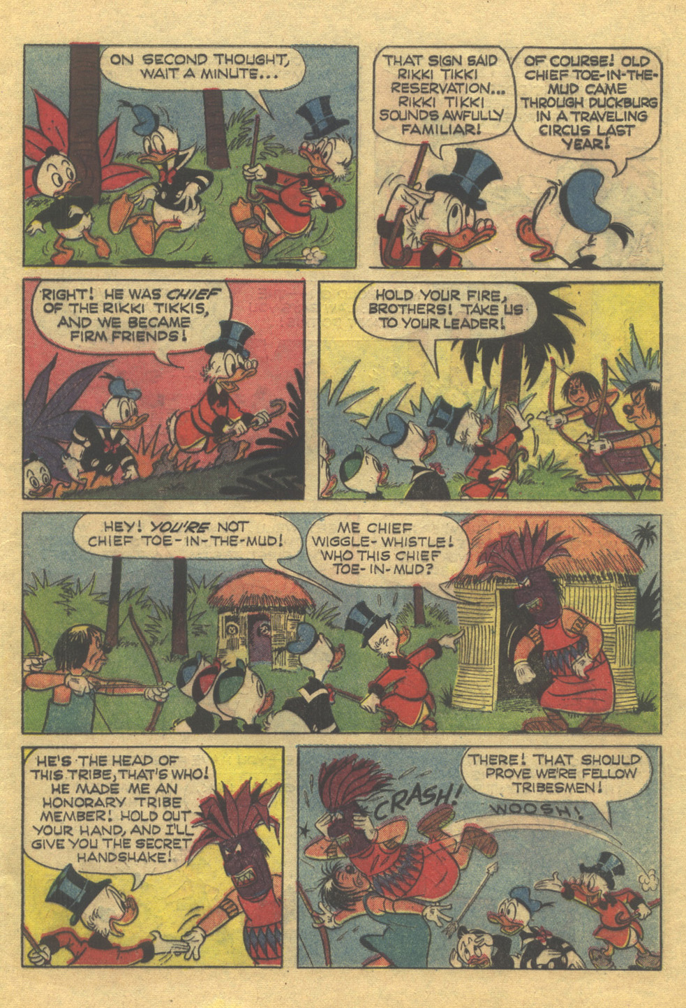 Read online Uncle Scrooge (1953) comic -  Issue #80 - 9