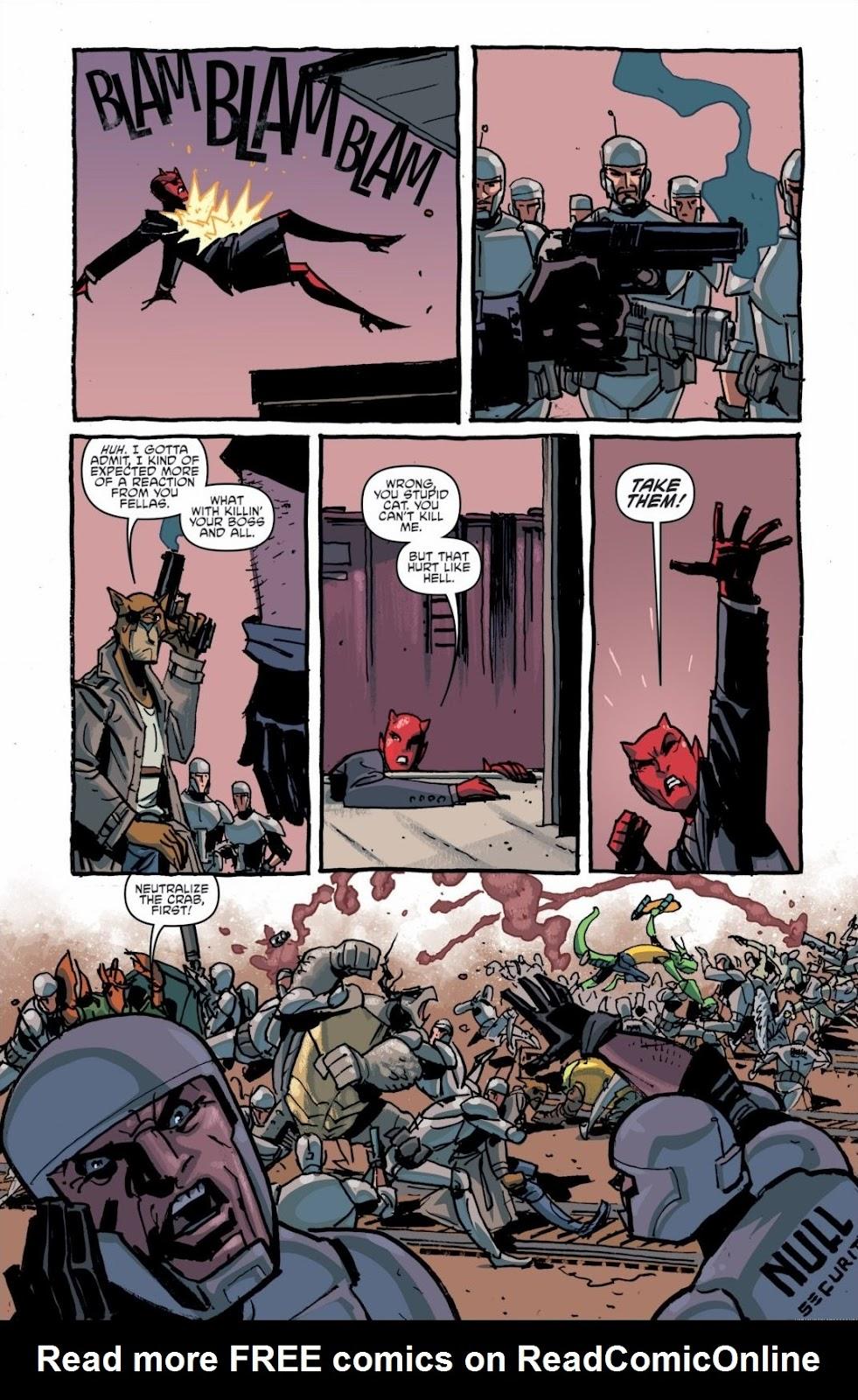 Read online Teenage Mutant Ninja Turtles: The IDW Collection comic -  Issue # TPB 6 (Part 1) - 46