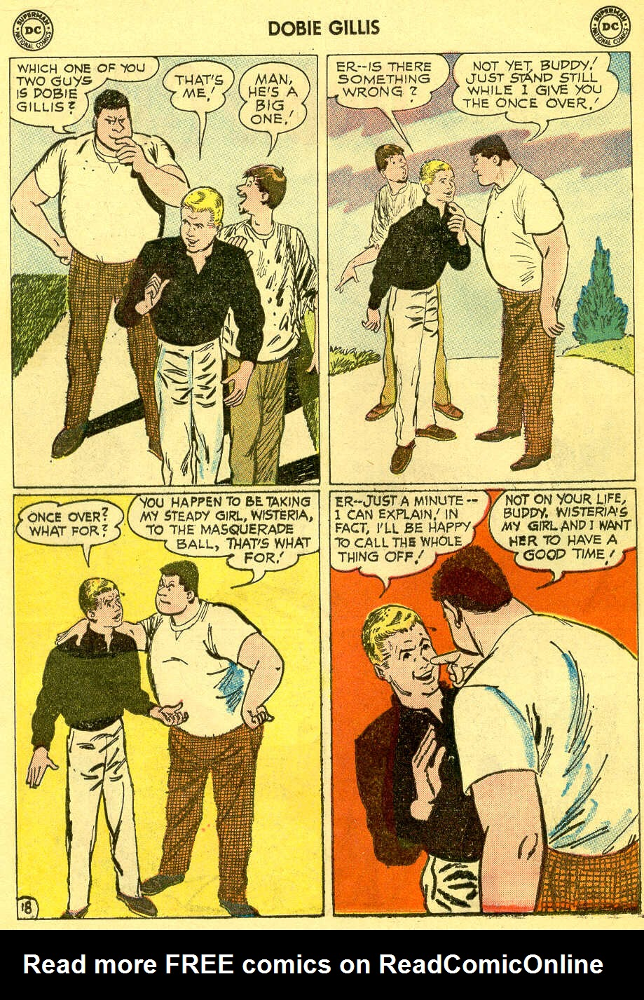 Many Loves of Dobie Gillis issue 4 - Page 24