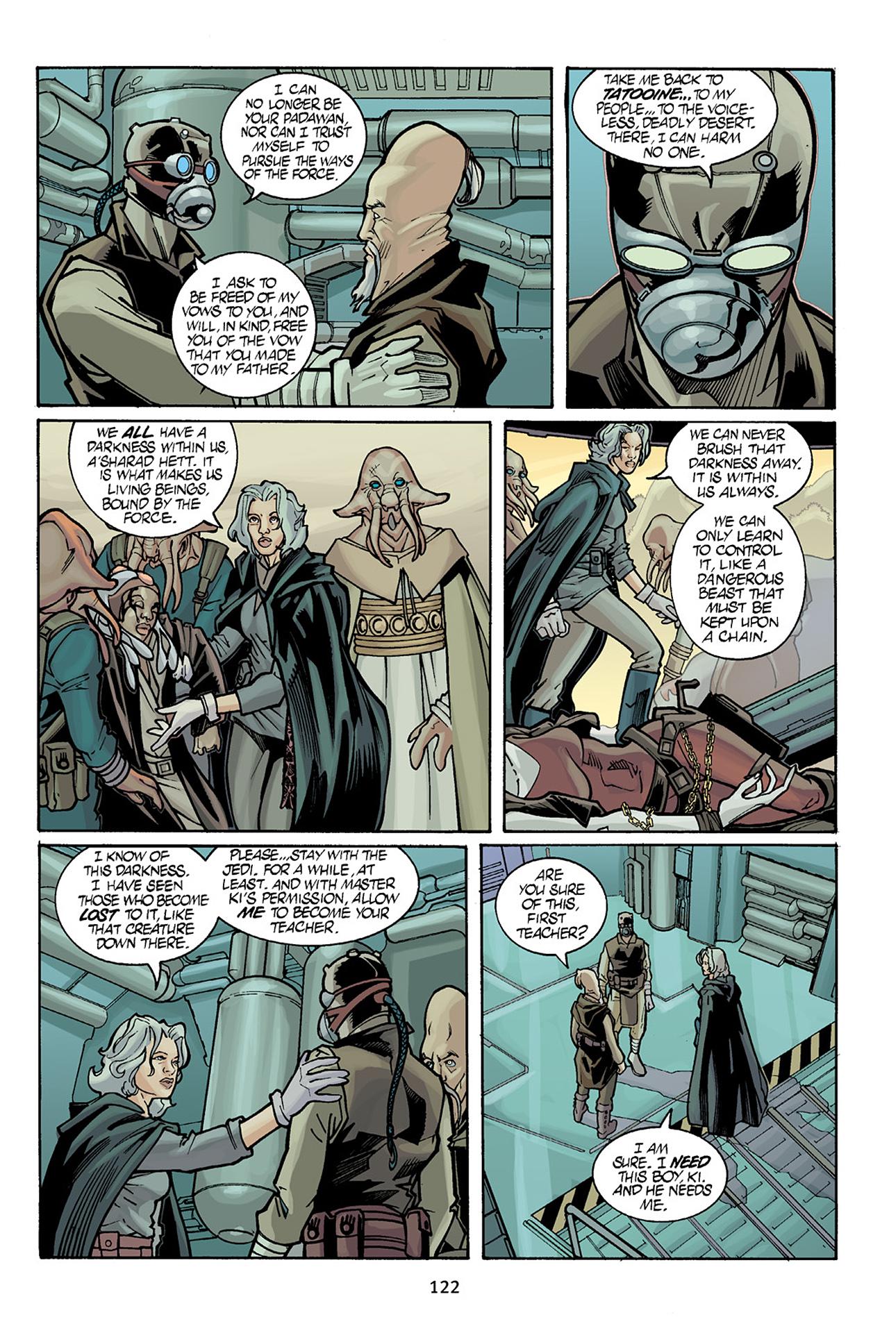 Read online Star Wars Omnibus comic -  Issue # Vol. 10 - 121