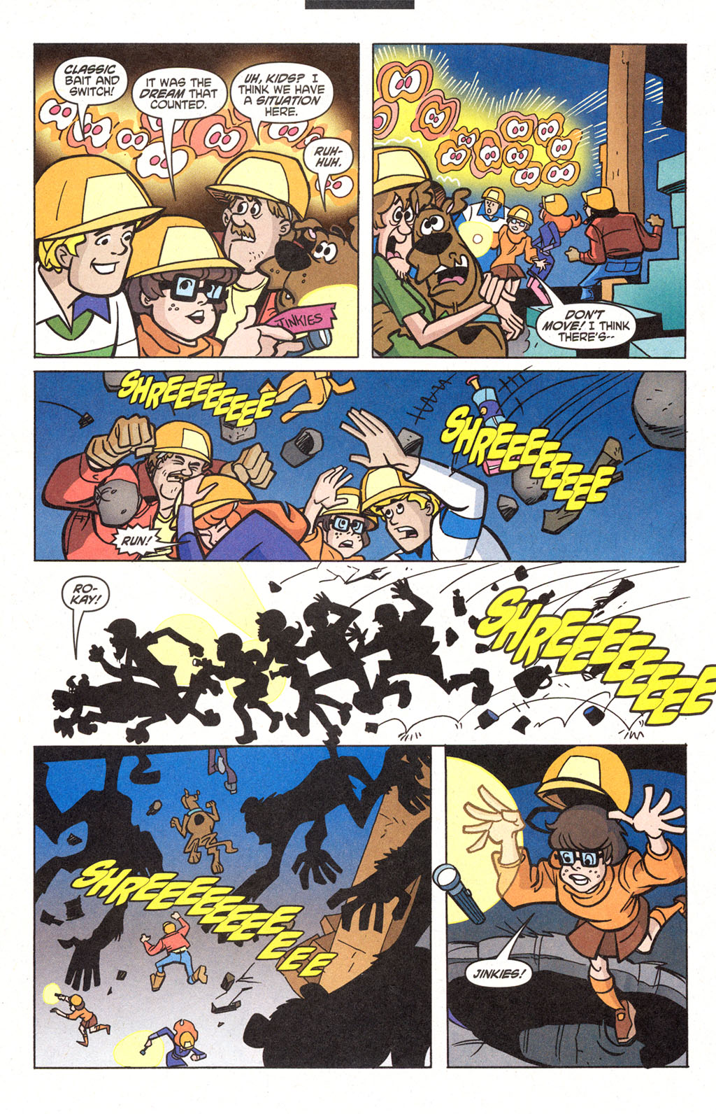 Read online Scooby-Doo (1997) comic -  Issue #97 - 5