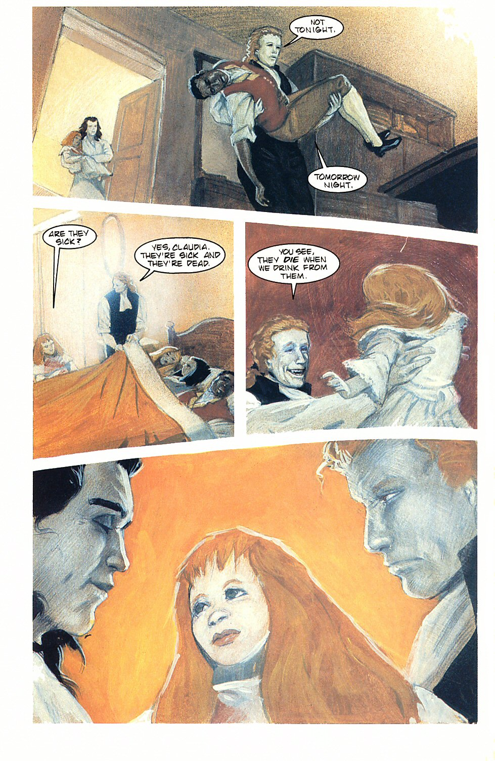 Read online Anne Rice's Interview with the Vampire comic -  Issue #3 - 34