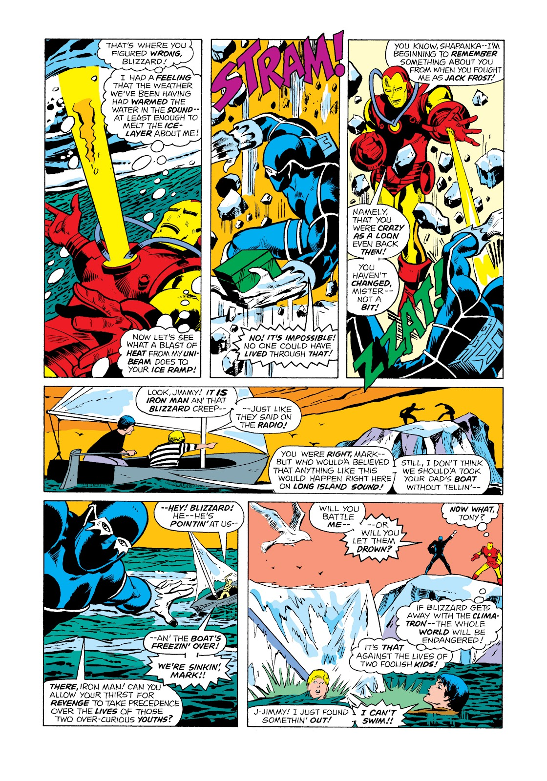 Read online Marvel Masterworks: The Invincible Iron Man comic -  Issue # TPB 11 (Part 2) - 15