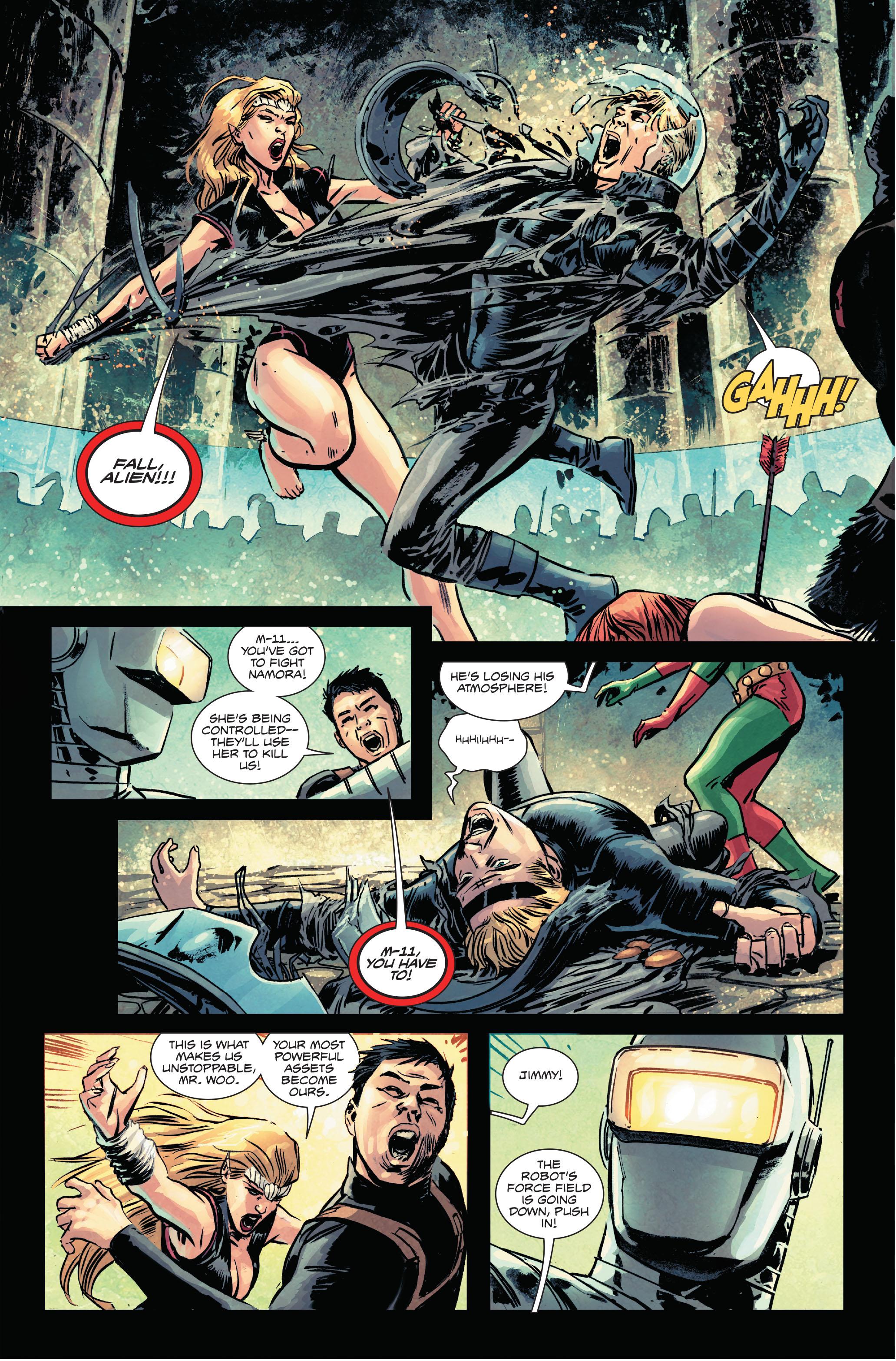 Read online Atlas comic -  Issue #4 - 5