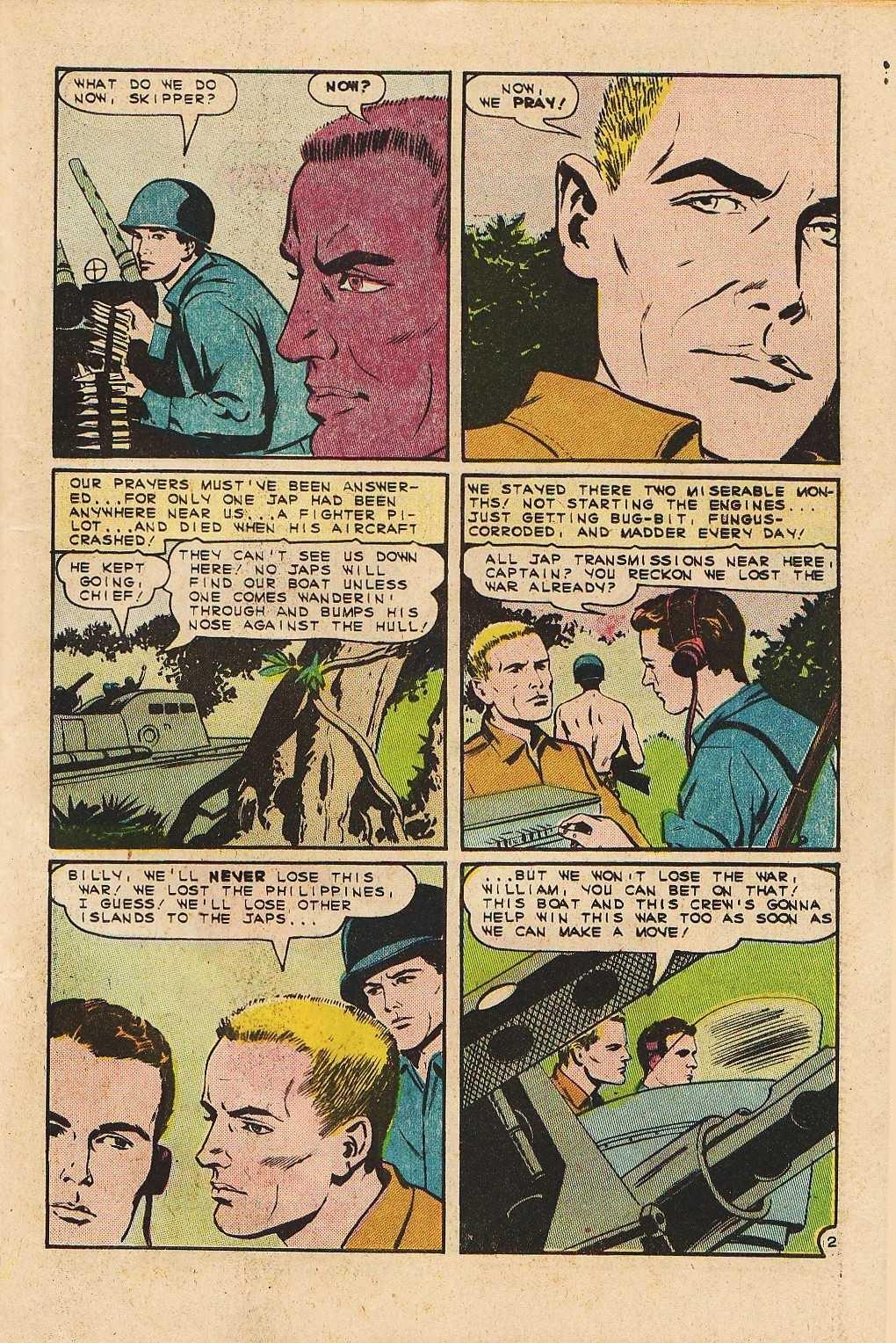 Read online Fightin' Navy comic -  Issue #121 - 27