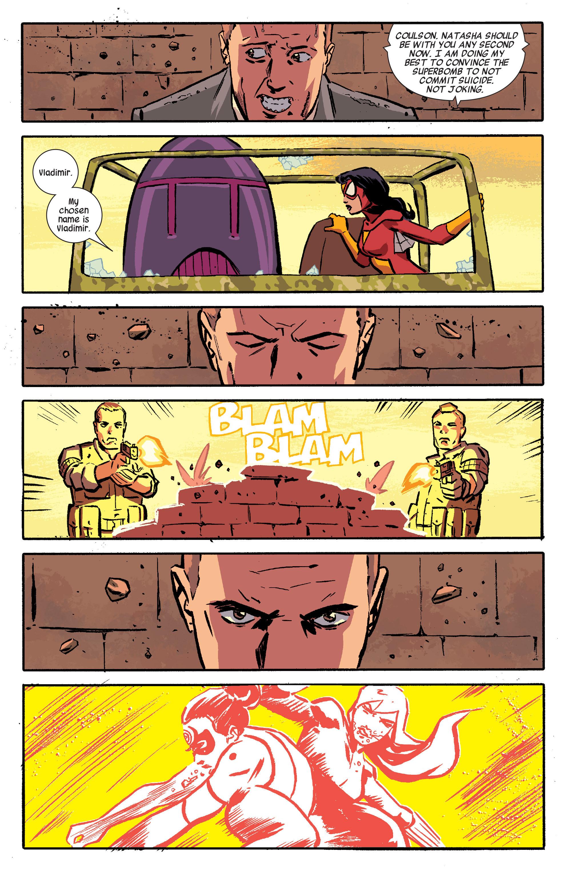 Read online Secret Avengers (2014) comic -  Issue #3 - 16