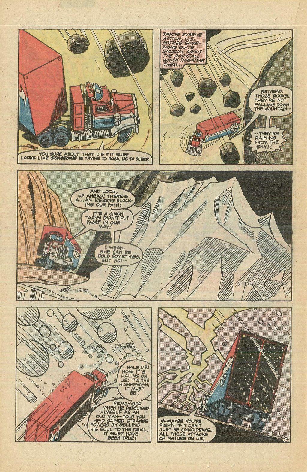 Read online U.S. 1 comic -  Issue #5 - 14