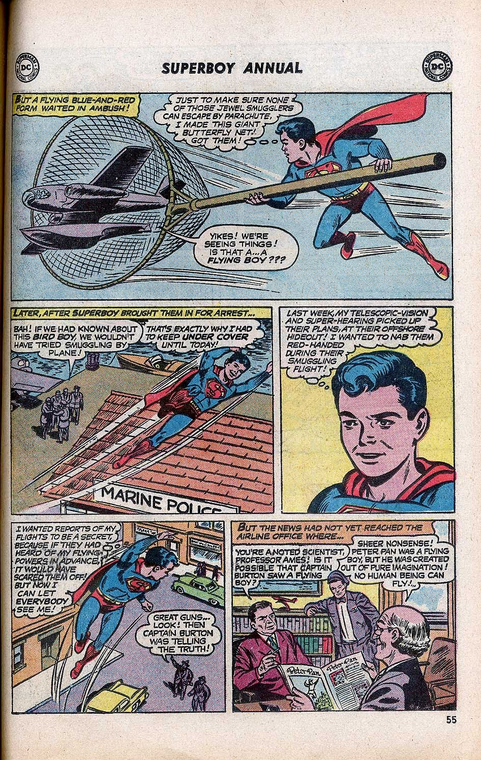 Superboy (1949) issue Annual 1 - Page 57