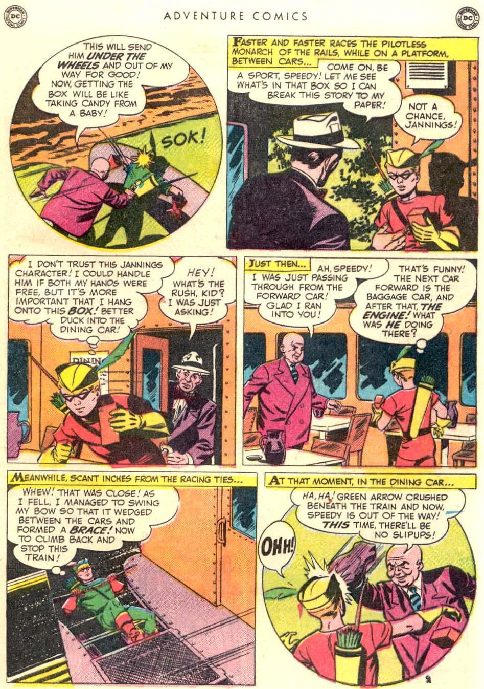 Read online Adventure Comics (1938) comic -  Issue #156 - 47