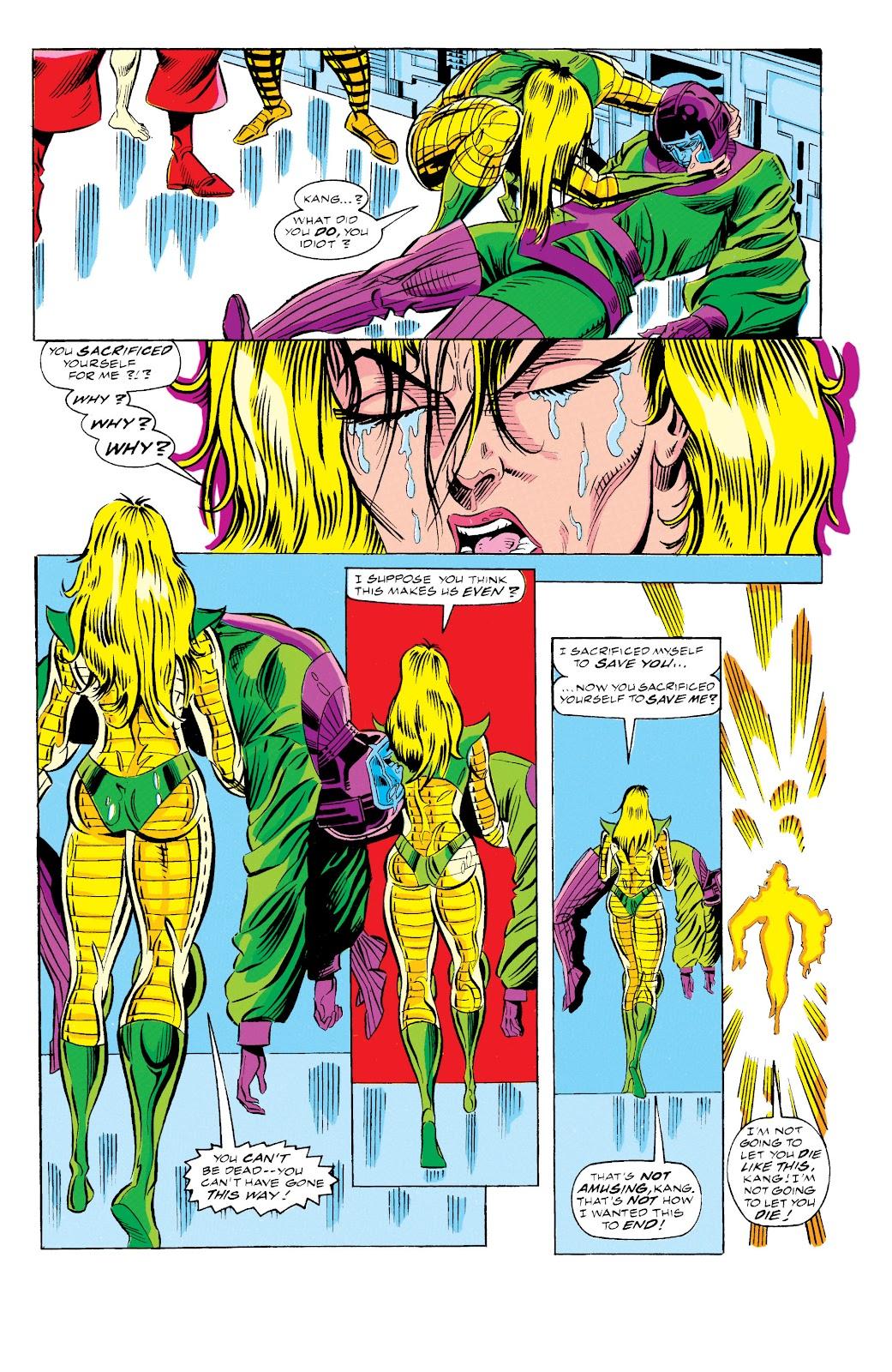 Read online Avengers: Citizen Kang comic -  Issue # TPB (Part 2) - 98
