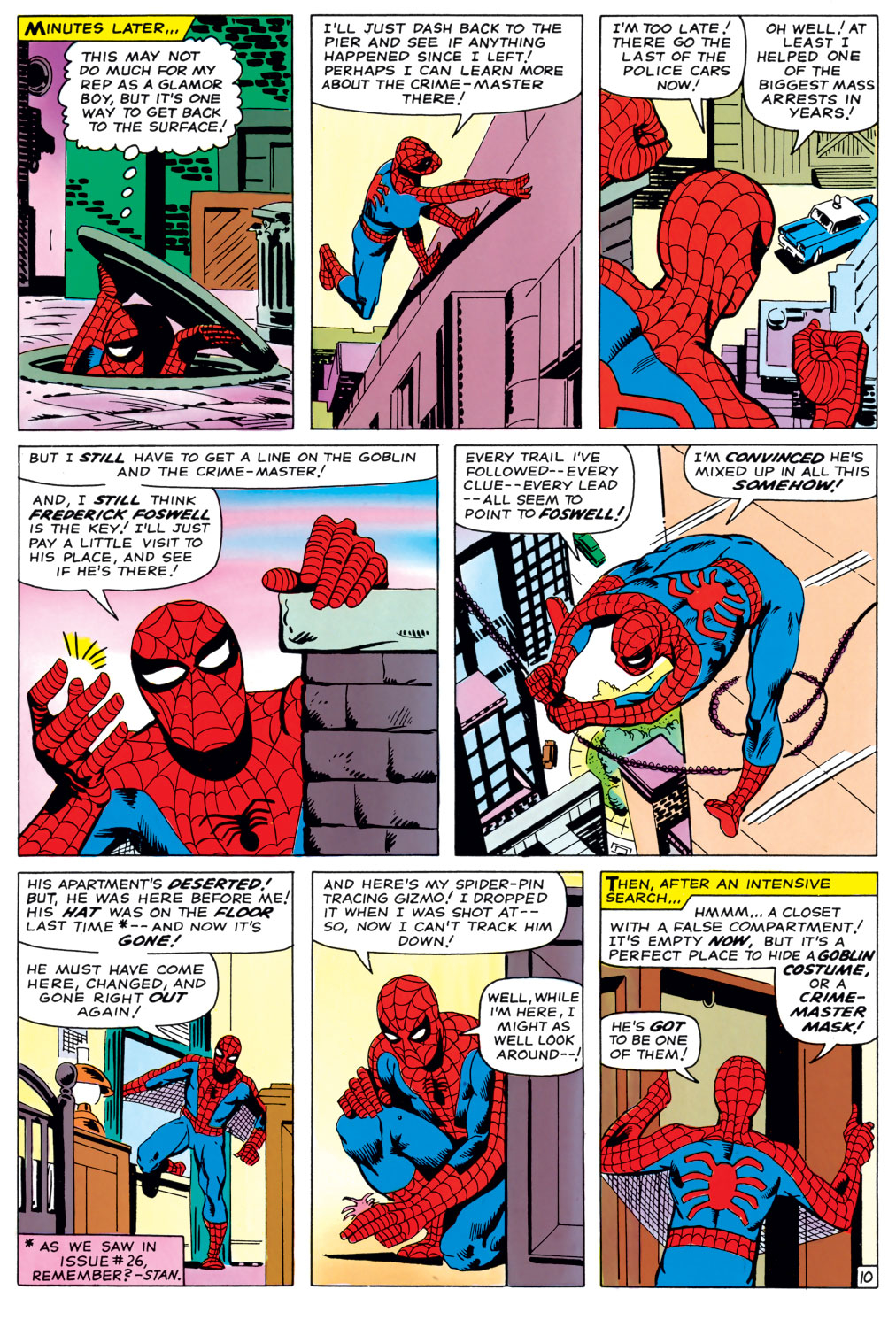 The Amazing Spider-Man (1963) 27 Page 10