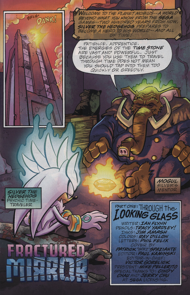 Read online Sonic Universe comic -  Issue #25 - 3