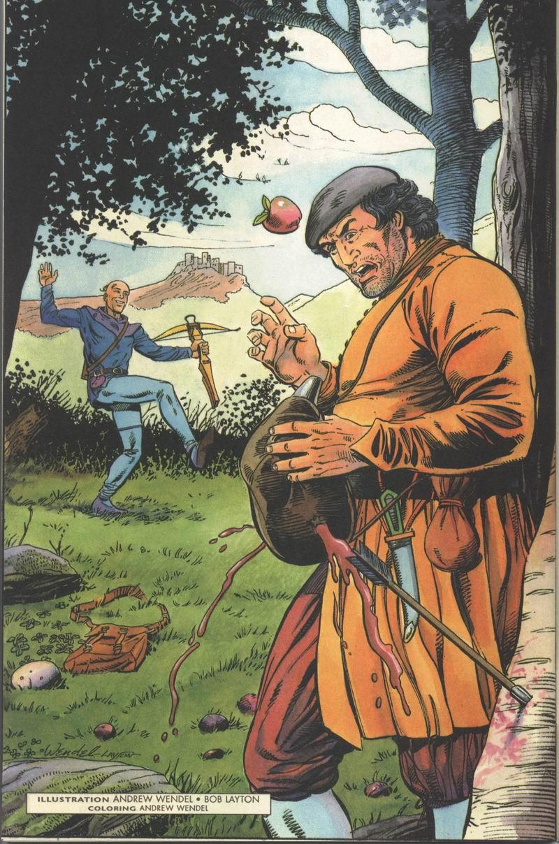 Read online Eternal Warrior (1992) comic -  Issue #8 - 41