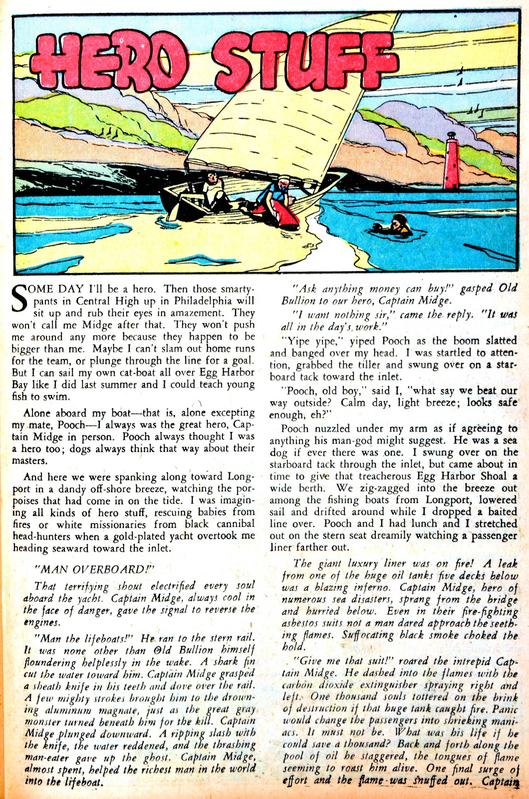 Read online Famous Funnies comic -  Issue #195 - 37