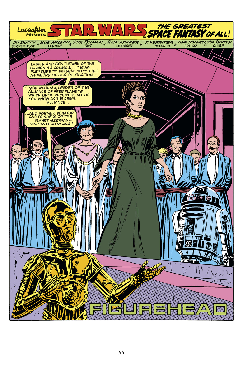 Read online Star Wars Omnibus comic -  Issue # Vol. 21 - 52