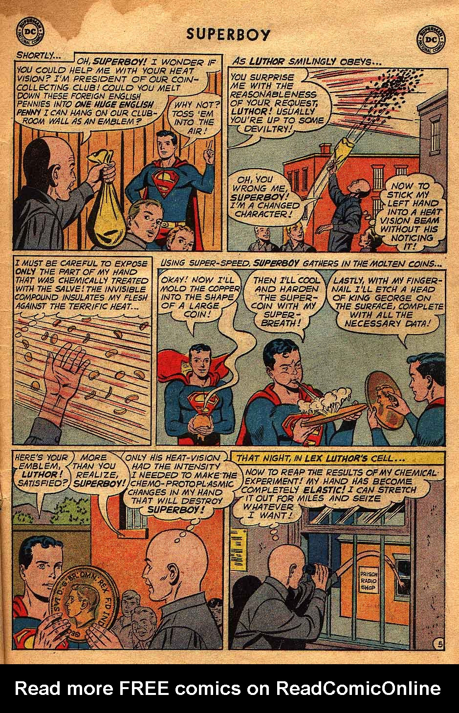 Superboy (1949) issue 96 - Page 6
