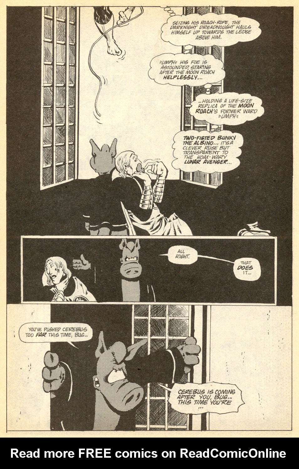Cerebus Issue #34 #34 - English 10