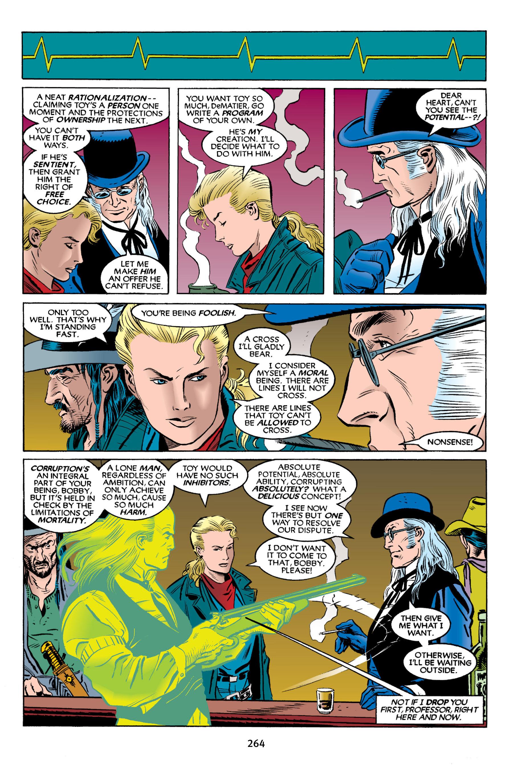 Read online Aliens vs. Predator Omnibus comic -  Issue # _TPB 2 Part 3 - 39