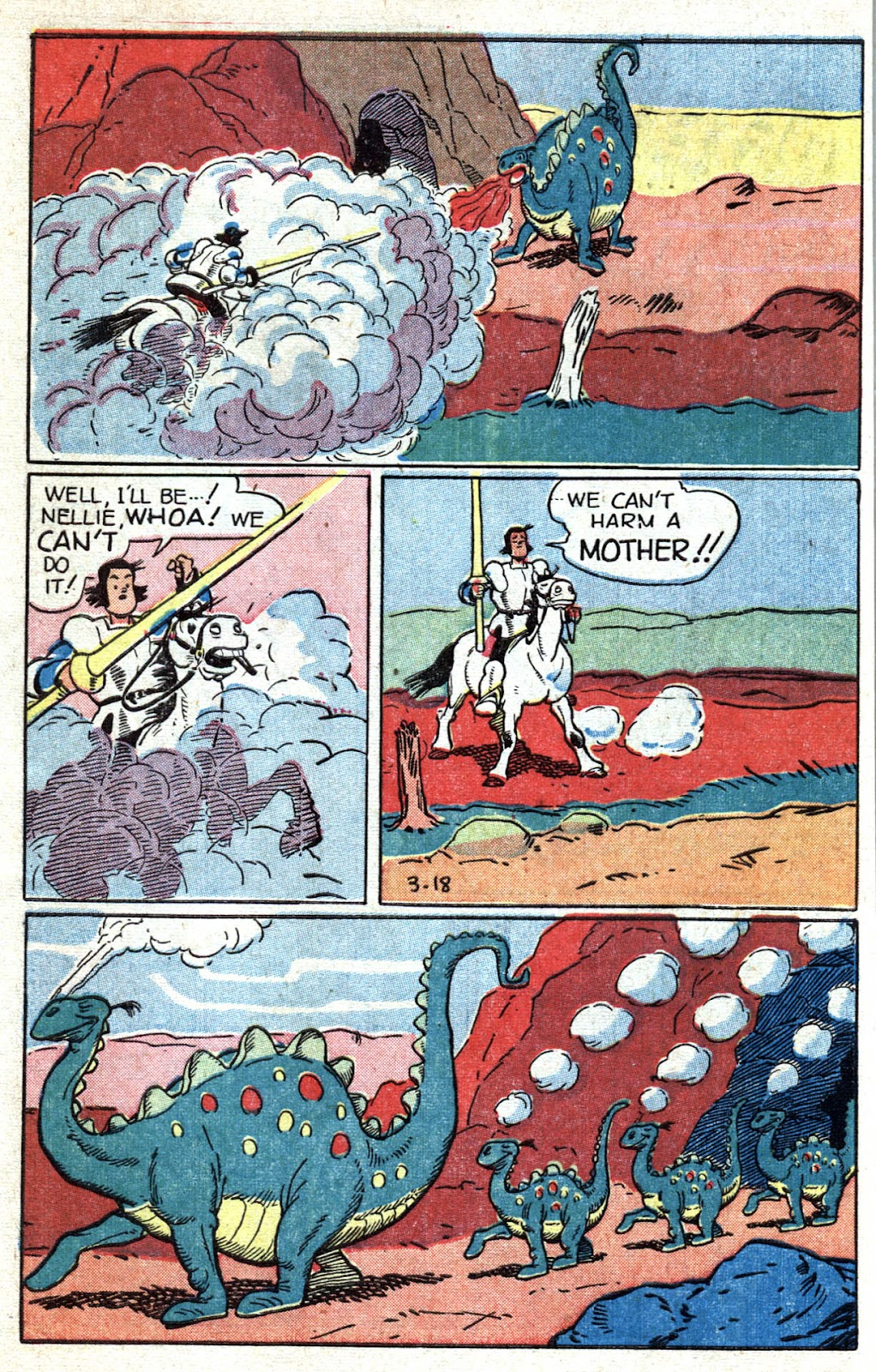 Read online Famous Funnies comic -  Issue #173 - 46