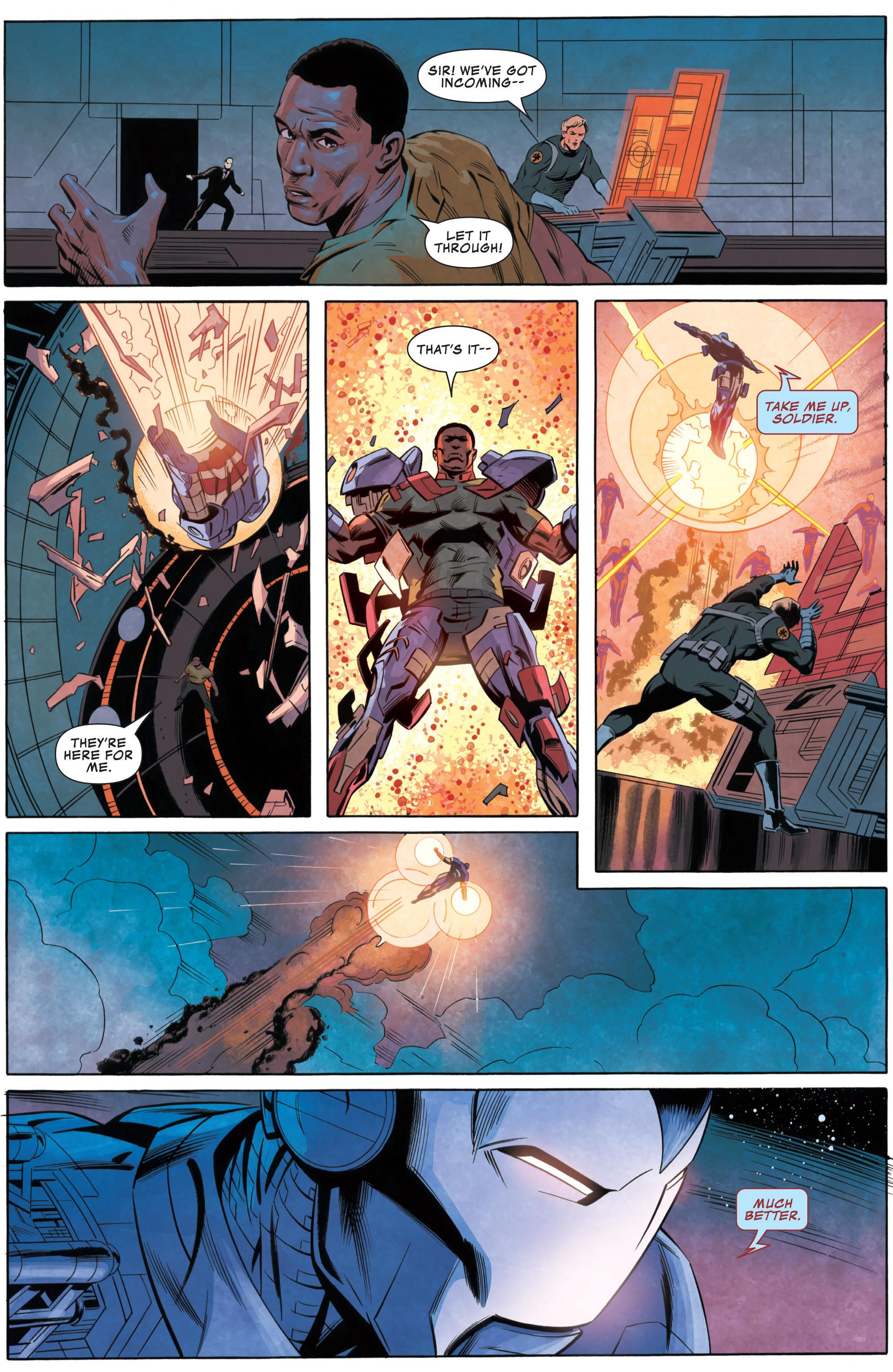 Read online Secret Avengers (2013) comic -  Issue #6 - 20