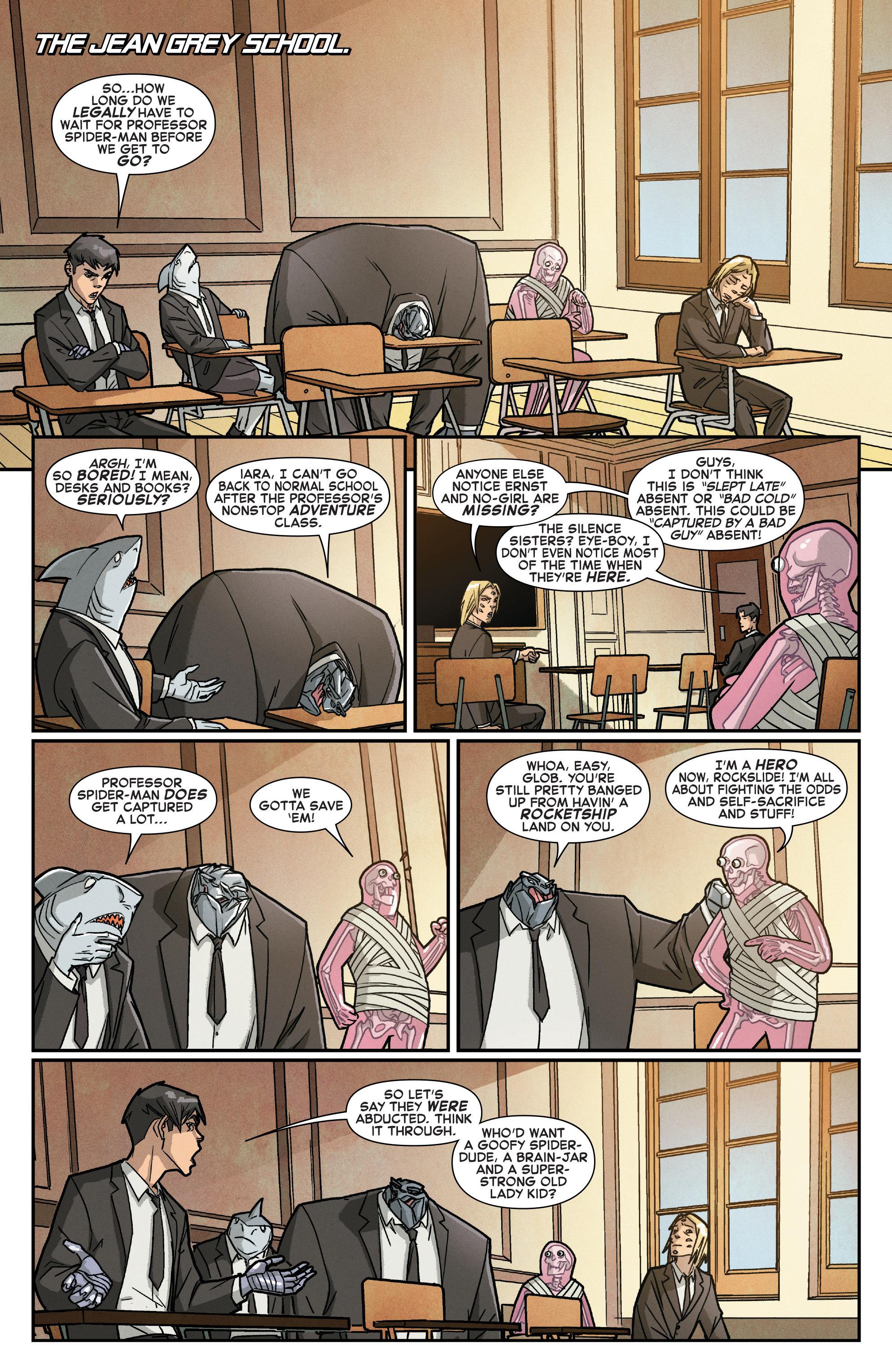 Spider-Man & the X-Men 6 Page 3
