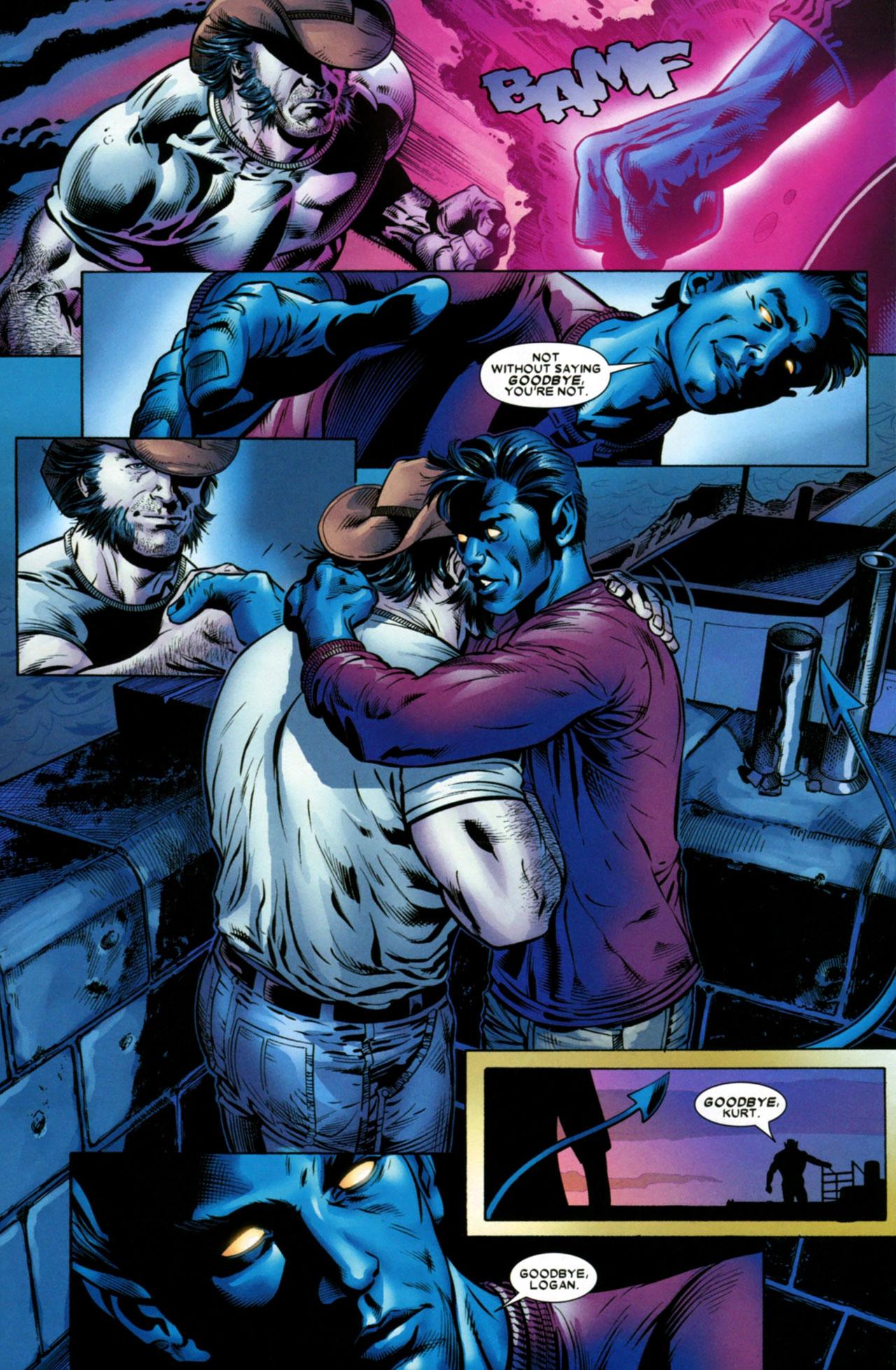 Read online Wolverine: Origins comic -  Issue #46 - 22