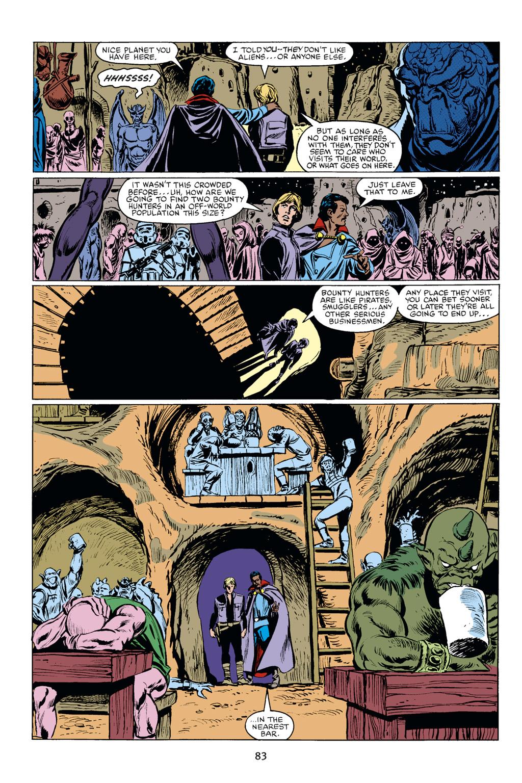 Read online Star Wars Omnibus comic -  Issue # Vol. 18 - 75