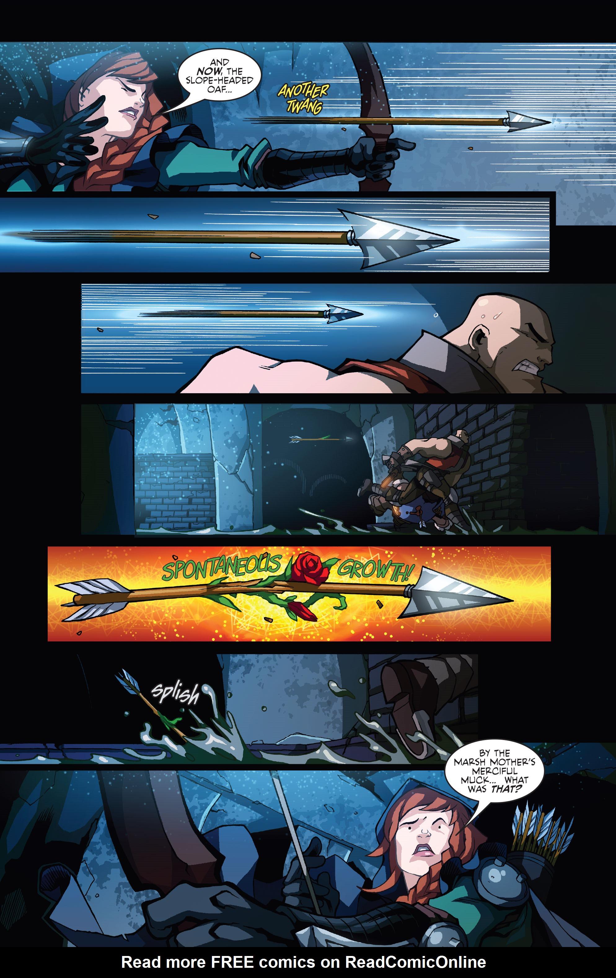 Read online Skullkickers comic -  Issue #10 - 6