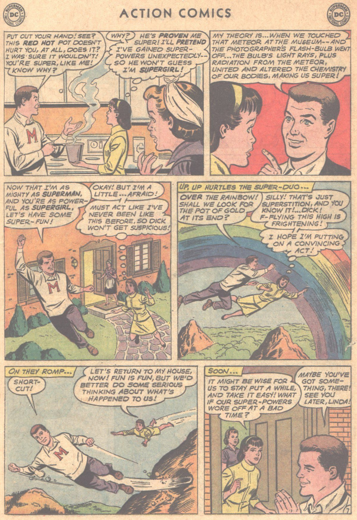 Read online Action Comics (1938) comic -  Issue #290 - 25