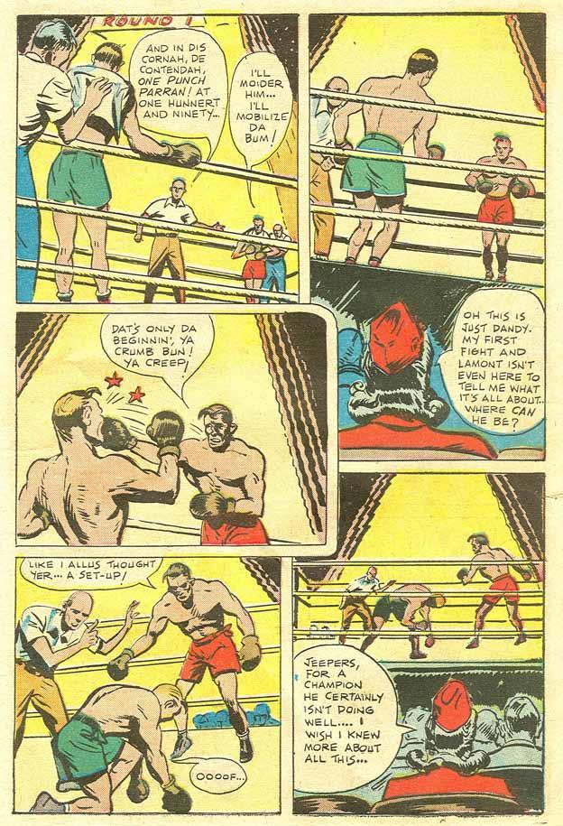 Read online Shadow Comics comic -  Issue #79 - 6