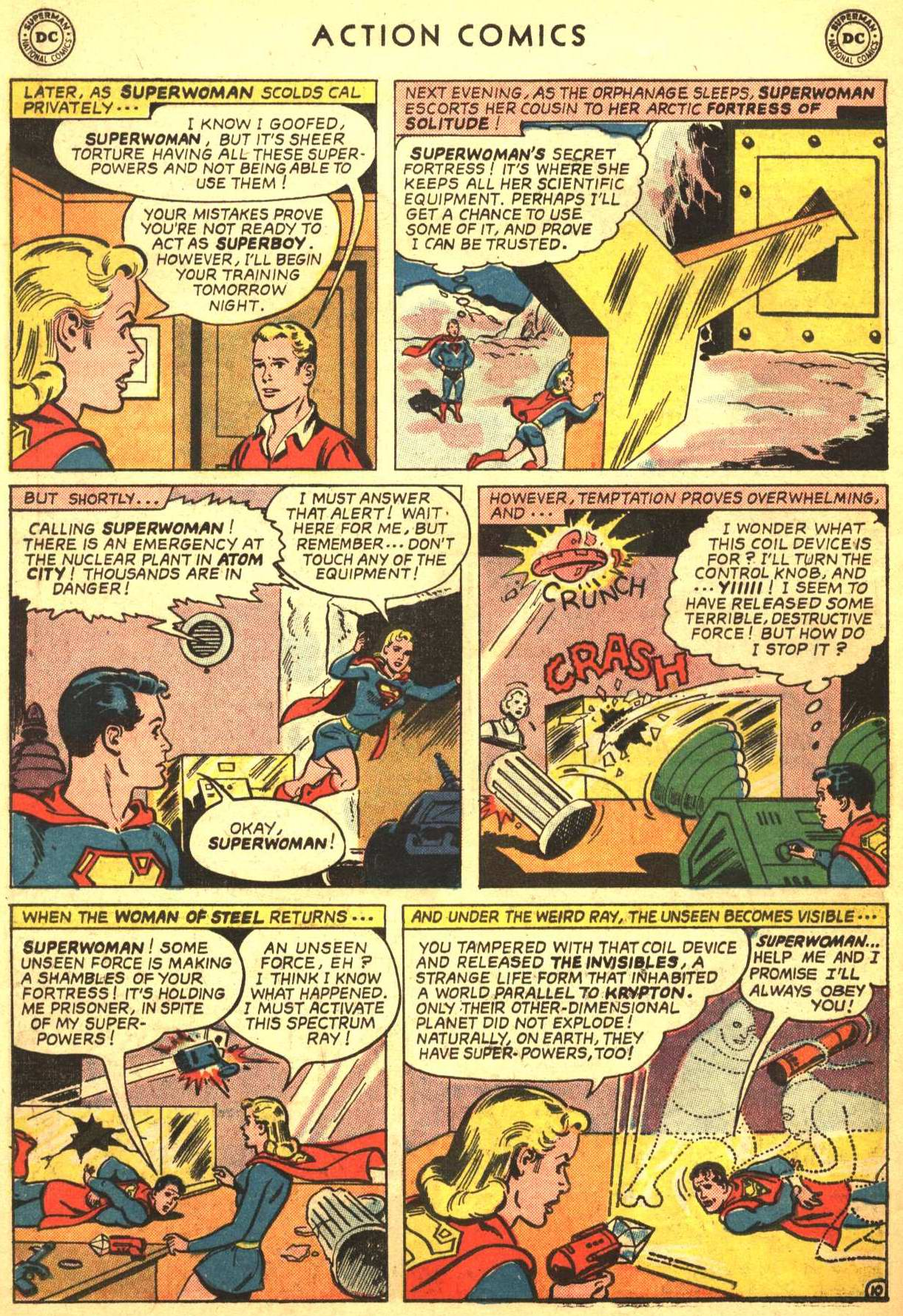 Read online Action Comics (1938) comic -  Issue #332 - 30